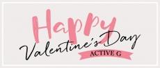 アクティブGのバレンタイン